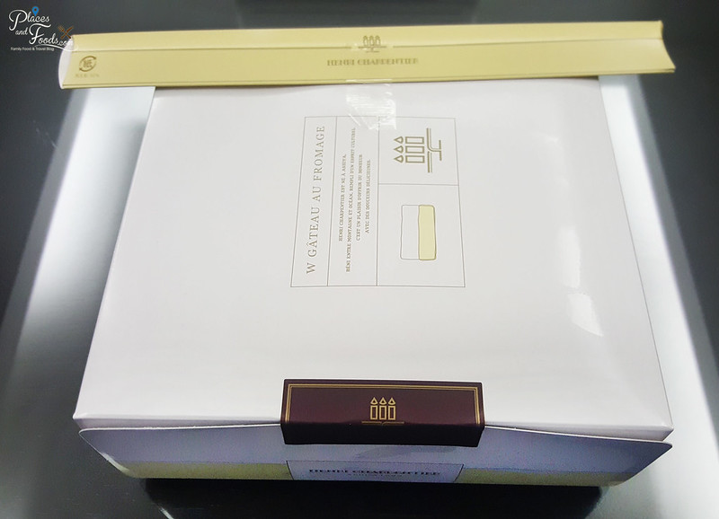 henri charpentier malaysia cake box