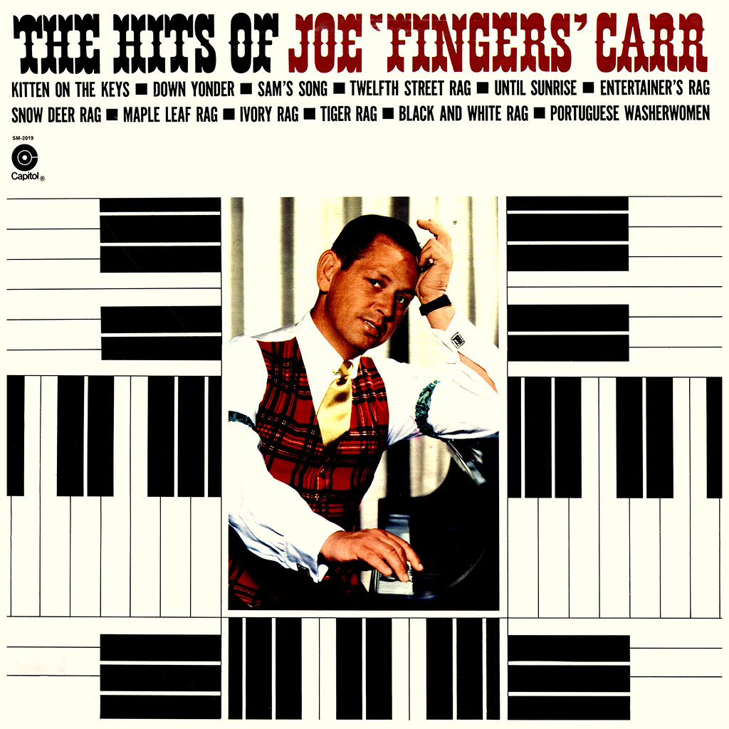 "Joe Carr - The Hits of Joe ""Fingers"" Carr"