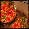 #SundayGravy #sugoDomenica #homemade #CucinaDelloZio - now, the peppers