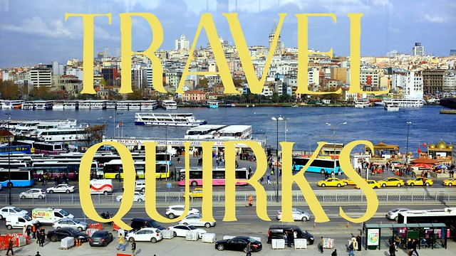 Travel Quirks Tanvii