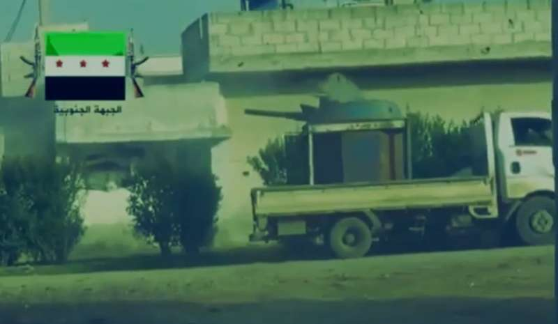 BMP1-turret-truck-syria-aec-1