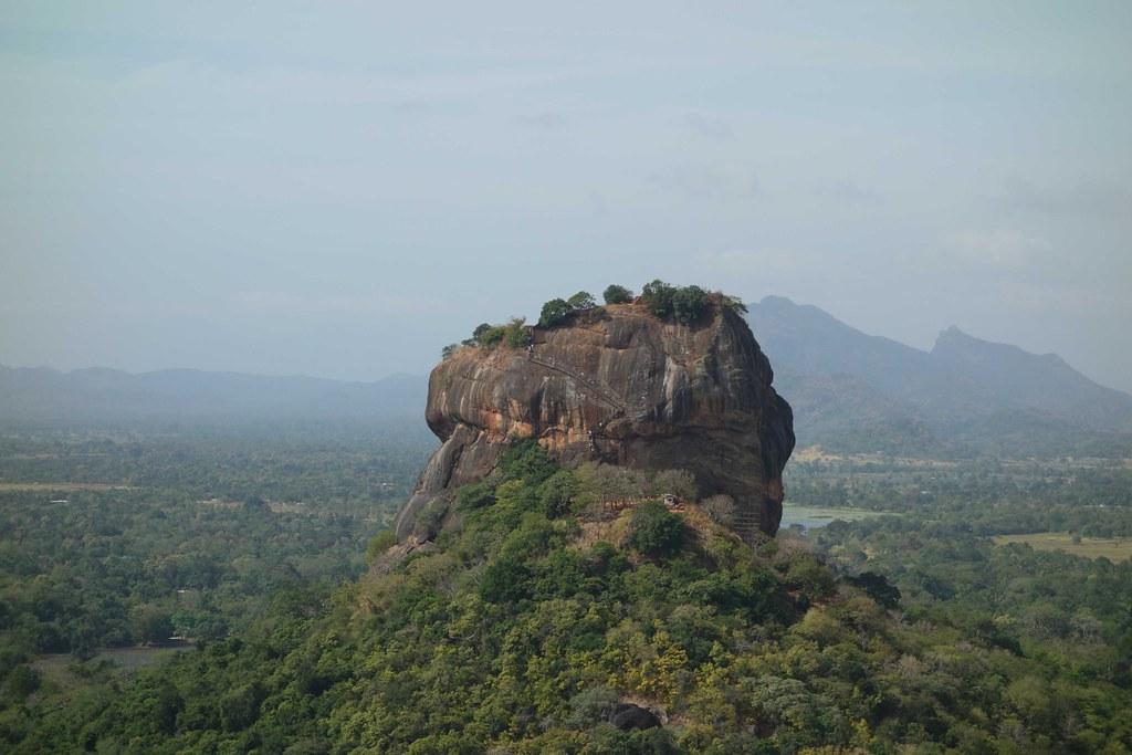 Sri Lanka - Sigiriya Pidurangala view