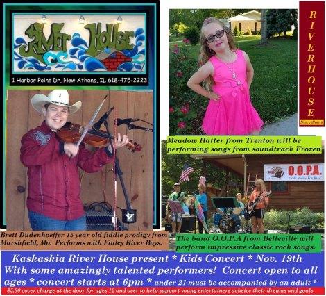 Kids Concert 11-19-16