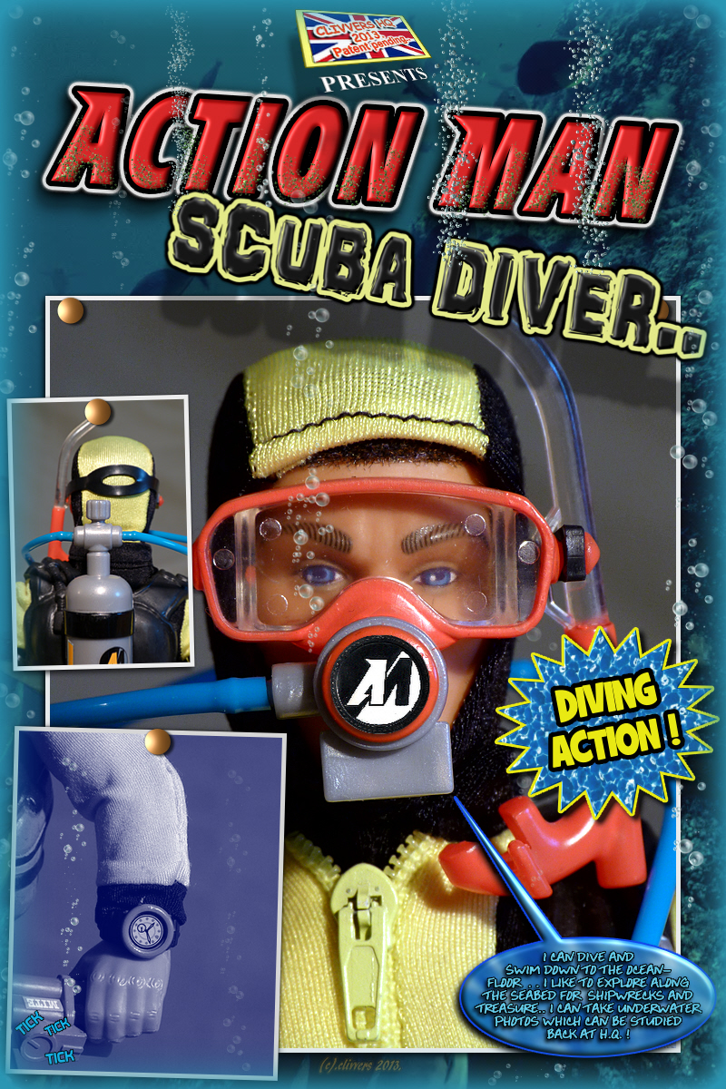 scuba diver - MAM Scuba Diver, an in depth walk around... 30796767391_c69378dc24_o