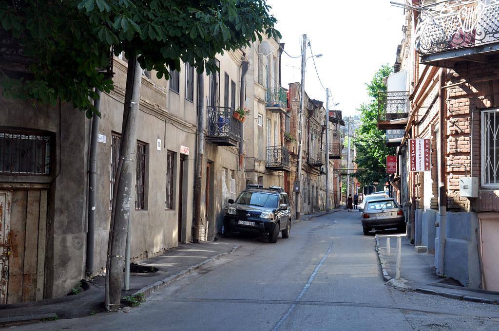 2 Достопримечательности Тбилиси