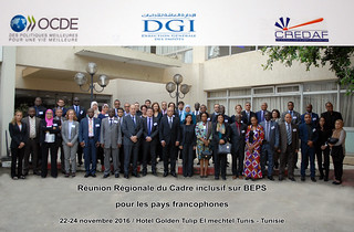 Regional Meeting of the Inclusive Framework on BEPS for French speaking countries