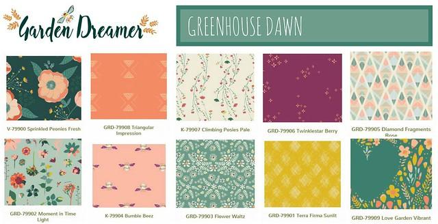 Garden Dreamer ~ Greenhouse Dawn