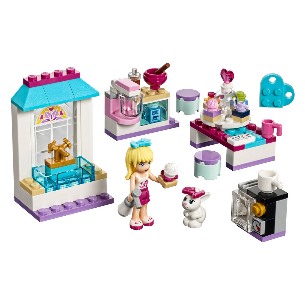 Lego Friends Beach House Instructions
