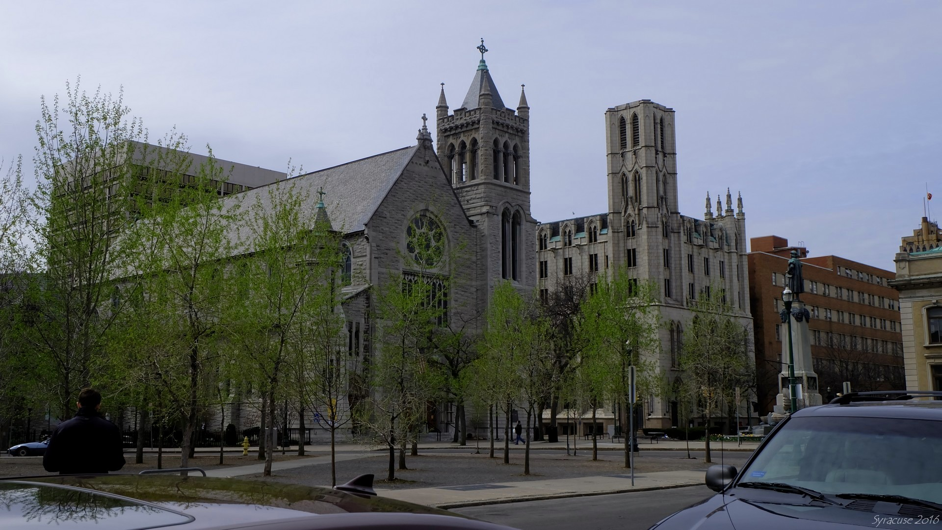 Cathedral of the Immaculate Conception, Syracuse, NY, USA