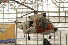 1415 - 62099 - US Coast Guard - Sikorsky HH-52A Seaguard S-62A - The Museum Of Flight - Seattle, Washington - 131021 - Steven Gray - IMG_3601