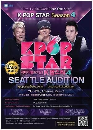 Kpop Star Mùa 4 (2014)