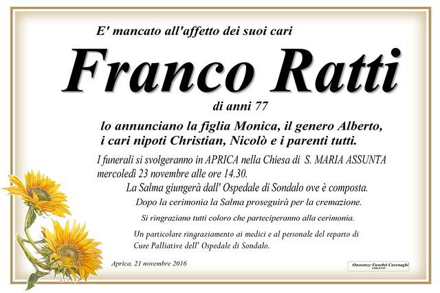 Ratti Franco