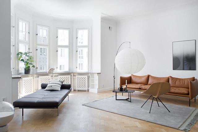 Elegant interior of Lärkstan by Annalena Leino. Sundeno_05