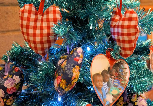 St Georges Christmas Tree Festival Dec16