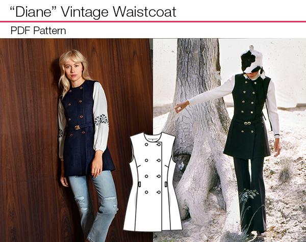 Diane Waistcoat