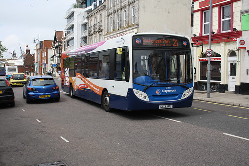 Stagecoach South 27861 GX13ANU