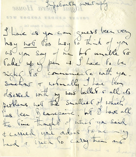 Page Two Of Frederick Ashtons Letter To Richard Beard 29