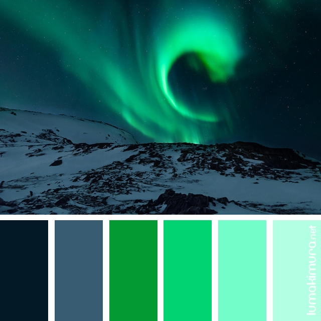 Aurora Boreal #3