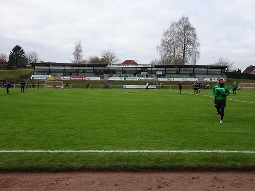 FC Schönberg 95 4:1 FSV Union Fürstenwalde (Regionalliga)