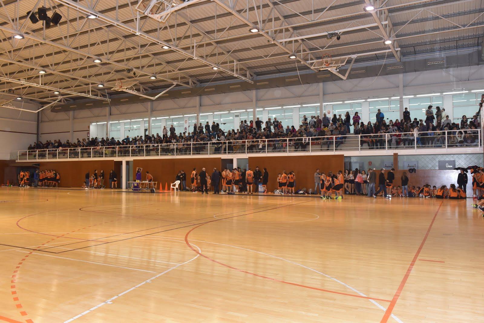 29.10.16 Festa de presentació dels equips
