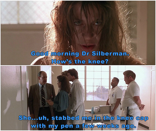 Happy birthday to Earl Boen best known as Dr. Silberman in the Terminator movies. I hope your knee gets better