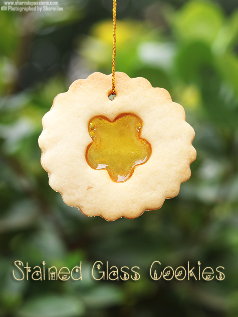 Stained Glass Cookies Recipe