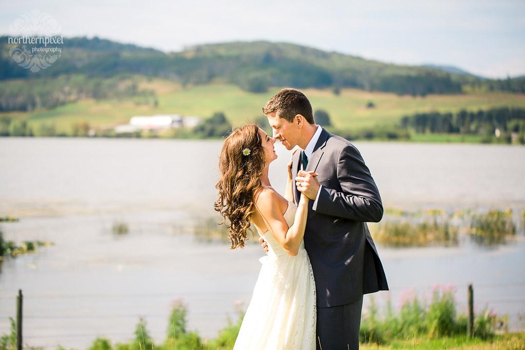 Smithers British Columbia Wedding Photographers