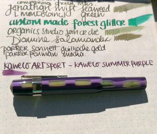 Kaweco Art Sport samba