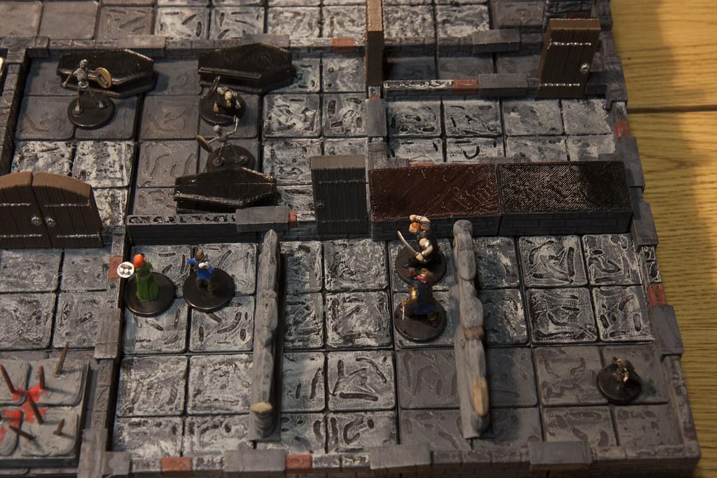 Phandelver S Redbrand Hideout In Glorious 3d Terrain
