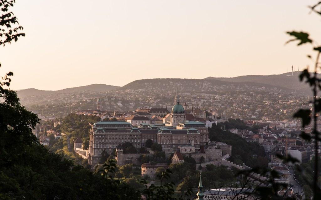 Budapest - Gellert Hill-15