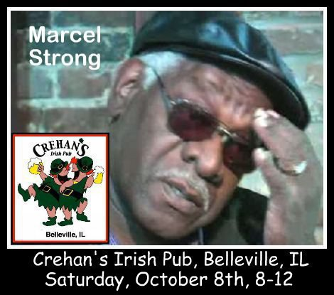 Marcel Strong 10-8-16