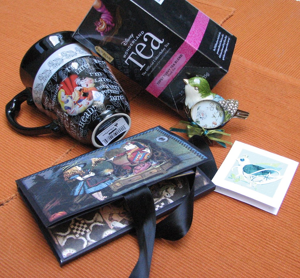 Wonderland Tea