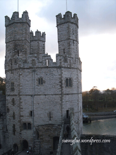 Caernarfon-Castle-half-way-up
