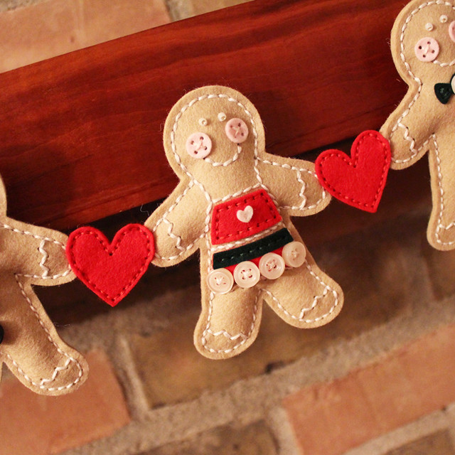 Gingerbread Miss 2