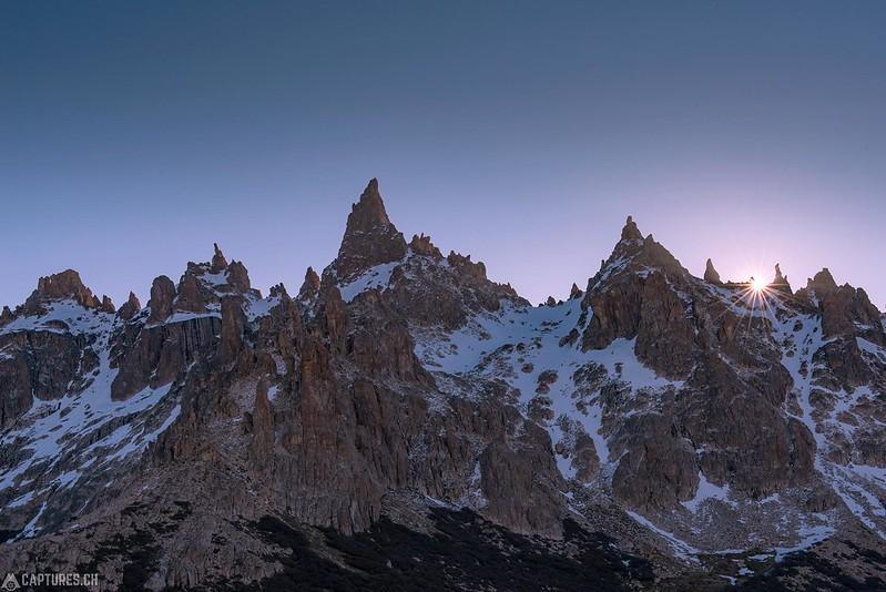 Sunset - Parque Nacional Nahuel Huapi