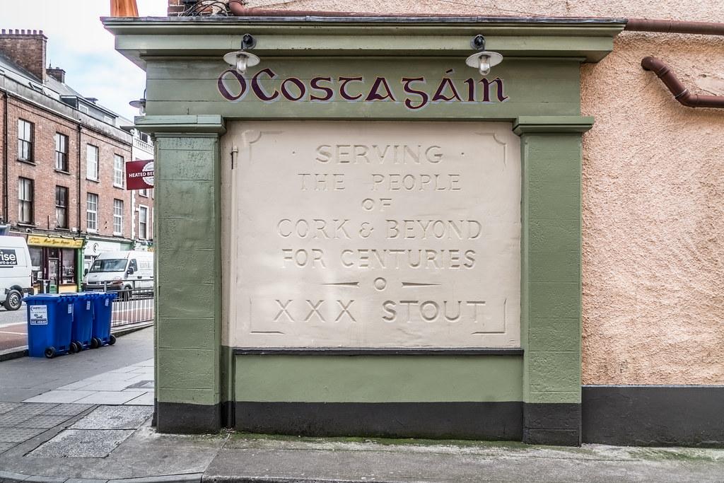 COSTIGANS BAR [10-11 WASHINGTON STREET CORK]-122328