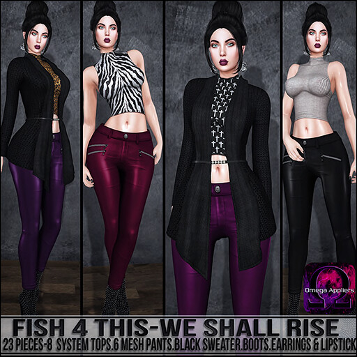 Sn@tch Fish 4 This-We Shall Rise Vendor Ad SM