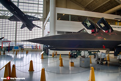 61-7971 BB - 2022 - USAF - Lockheed SR-71A Blackbird - Evergreen Air and Space Museum - McMinnville, Oregon - 131026 - Steven Gray - IMG_9249_HDR