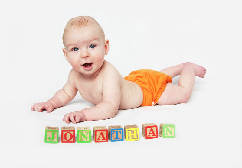 Jonathan is 6 Months Old