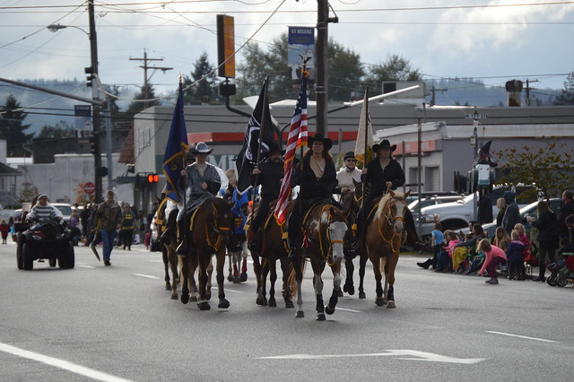 Spirit of Halloweentown Parade
