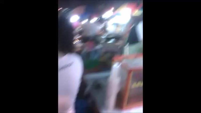 Char Kuay Teow at Pasar Malam