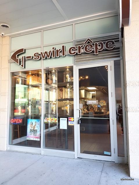 T-Swirl Crêpe