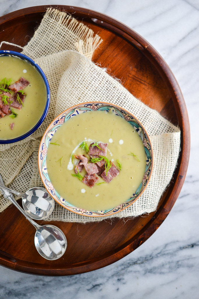 Potato, Leek, and Fennel Soup | Things I Made Today