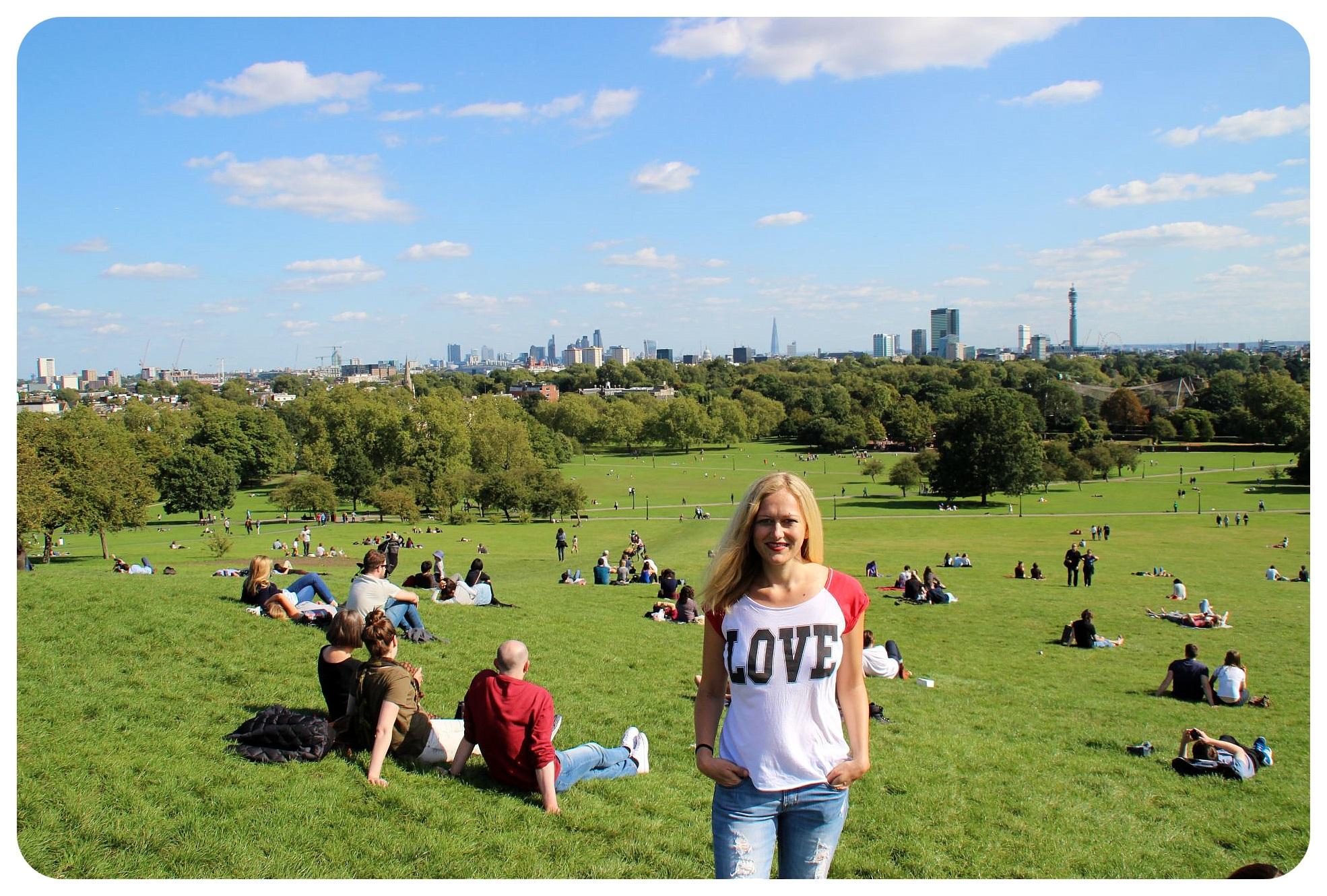 london primrose hill dani