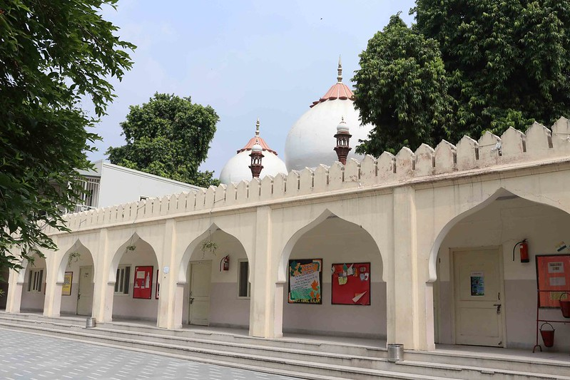 City Monument - Anglo-Arabic School, Near New Delhi Railway Station
