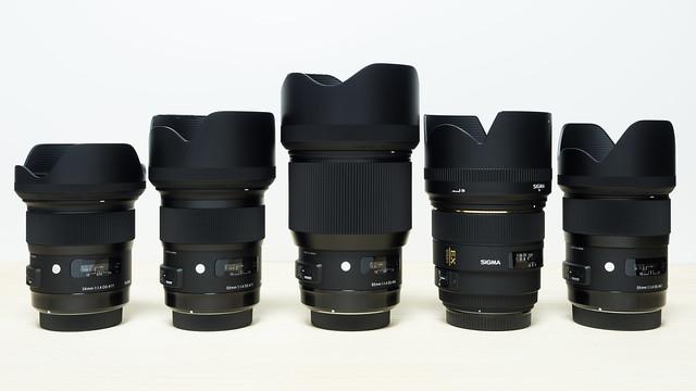 20161117_06_SIGMA DG ART&EX Prime Lenses