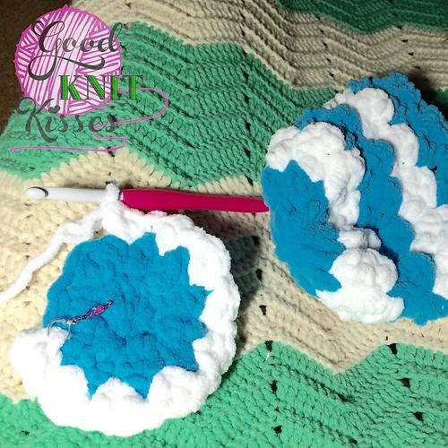 Marshmallow Crochet Baby Blanket Pattern Free : Working on Marshmallow Crochet Baby Hat Pattern to match ...