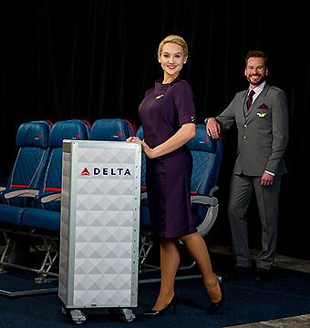 Delta nuevos uniformes TCP (Delta)