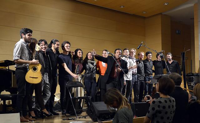 Concerts a la Fundació
