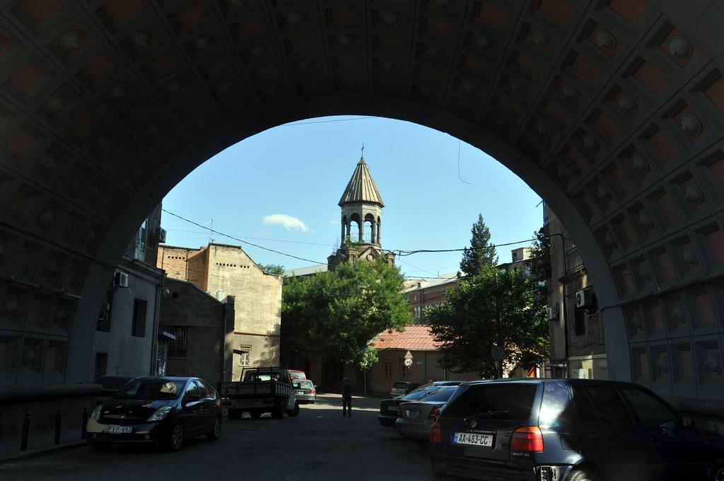 34 Достопримечательности Тбилиси